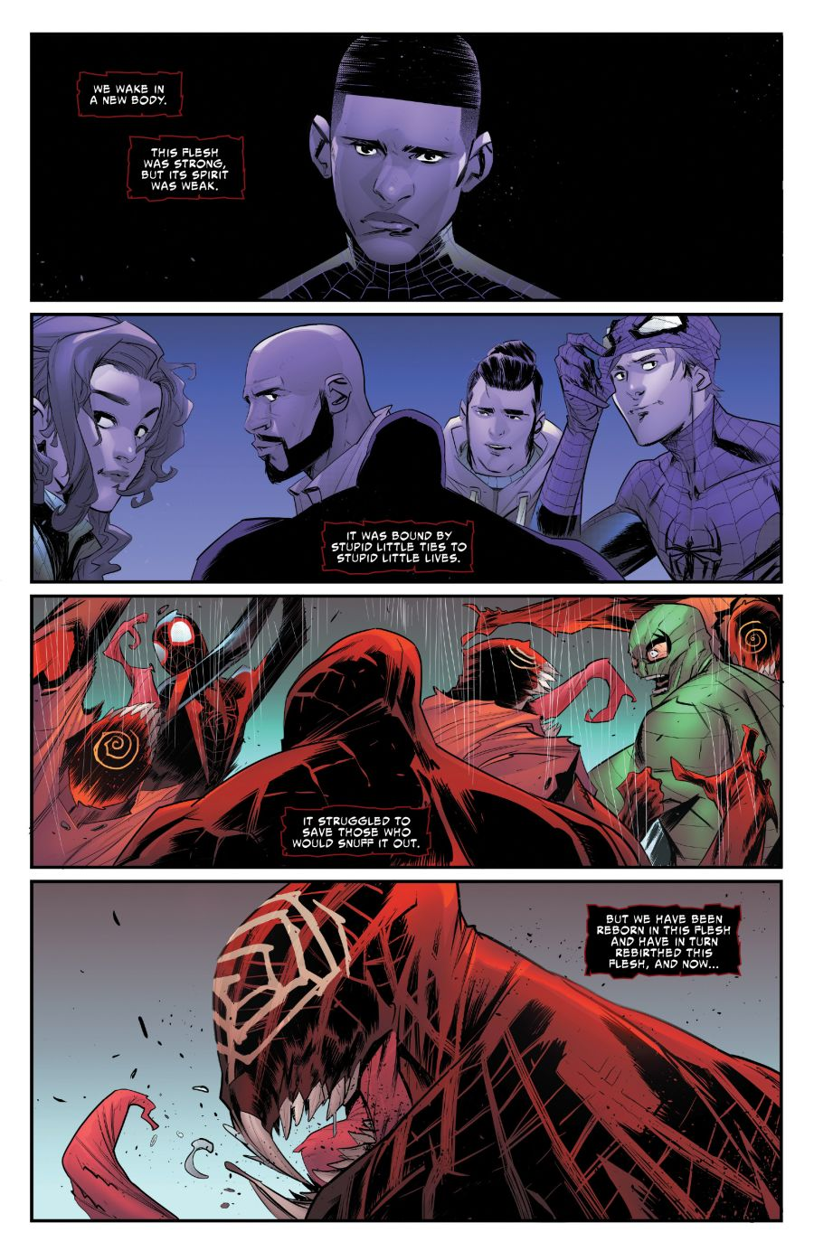 Absolute Carnage: Miles Morales #2