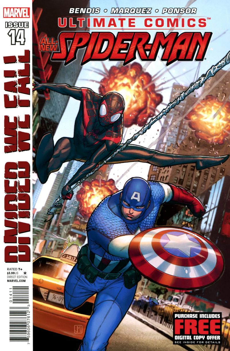 Ultimate Comics: Spider-Man – Divided We Fall