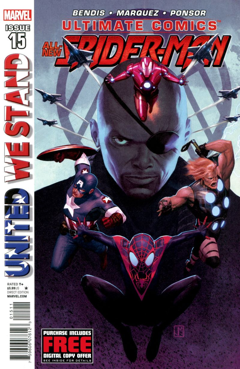 Ultimate Comics: Spider-Man – United We Stand