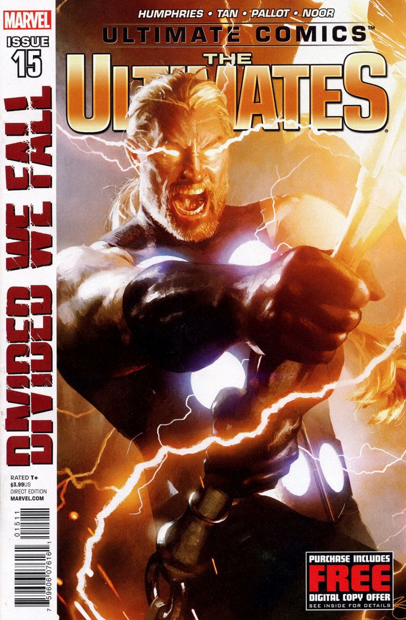 Ultimate Comics: The Ultimates – Divided We Fall