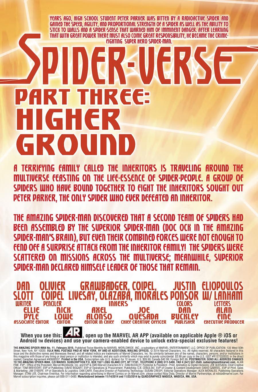 The Amazing Spider-Man #11