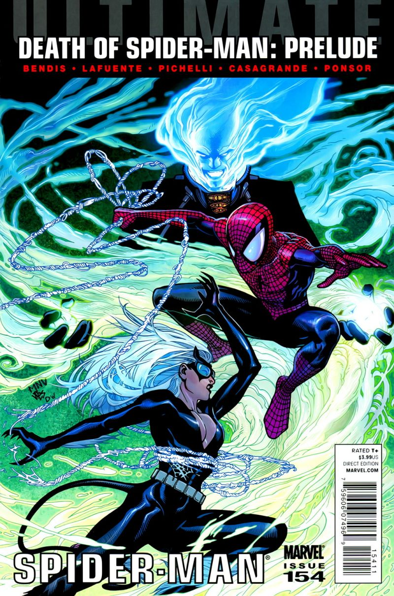 Ultimate Spider-Man #154