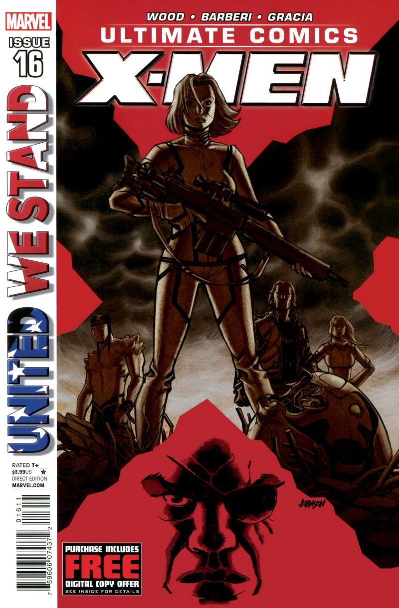 Ultimate Comics: X-Men – United We Stand