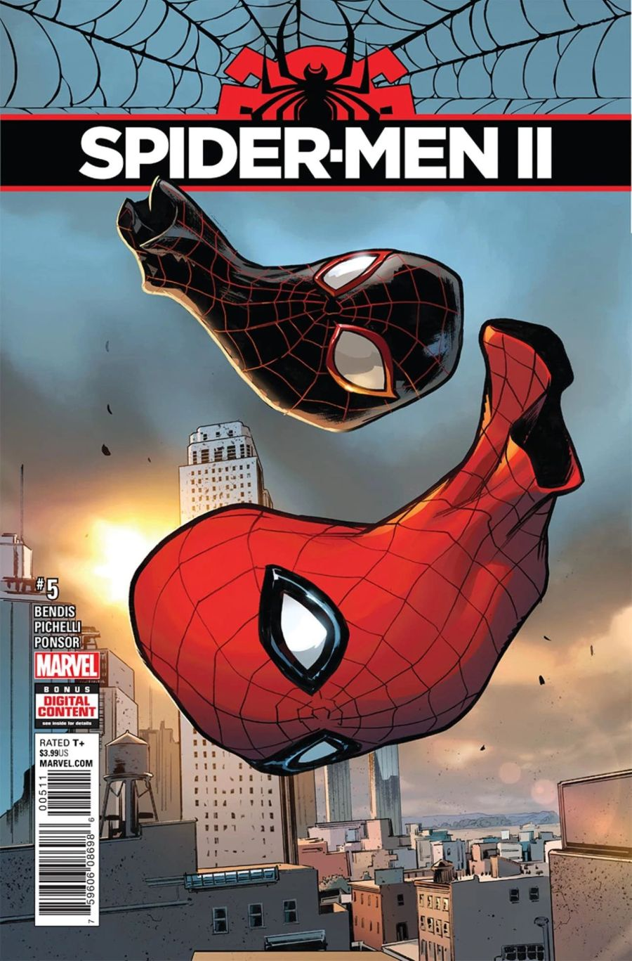 Spider-Men II #5