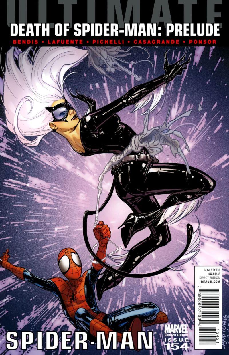 Ultimate Spider-Man #154 – Alternatív borító