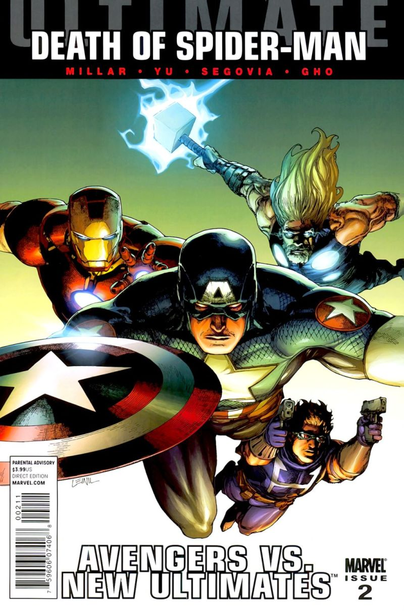 Ultimate Avengers vs. New Ultimates #2