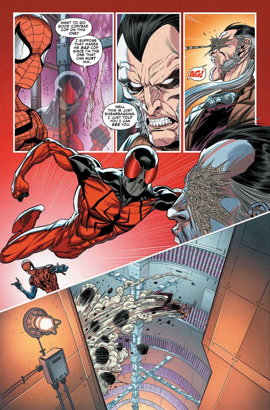 Scarlet Spiders #3