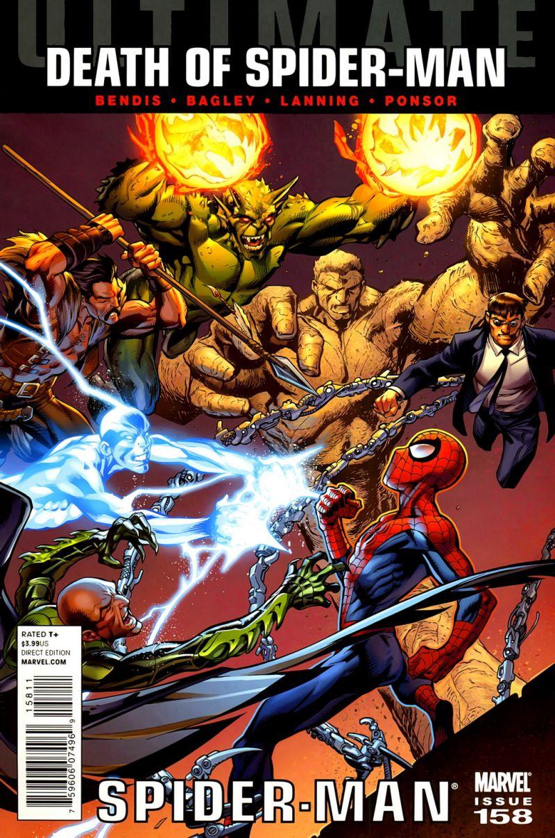 Ultimate Spider-Man #158