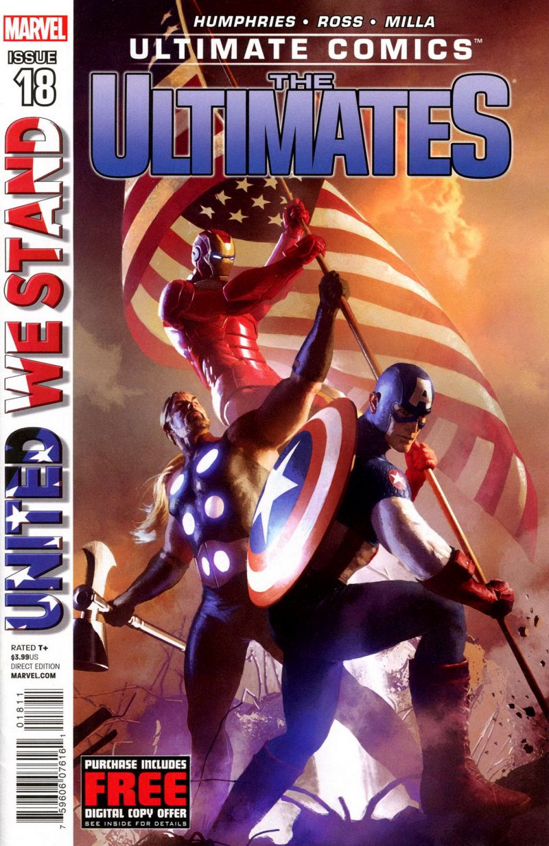 Ultimate Comics: The Ultimates – United We Stand