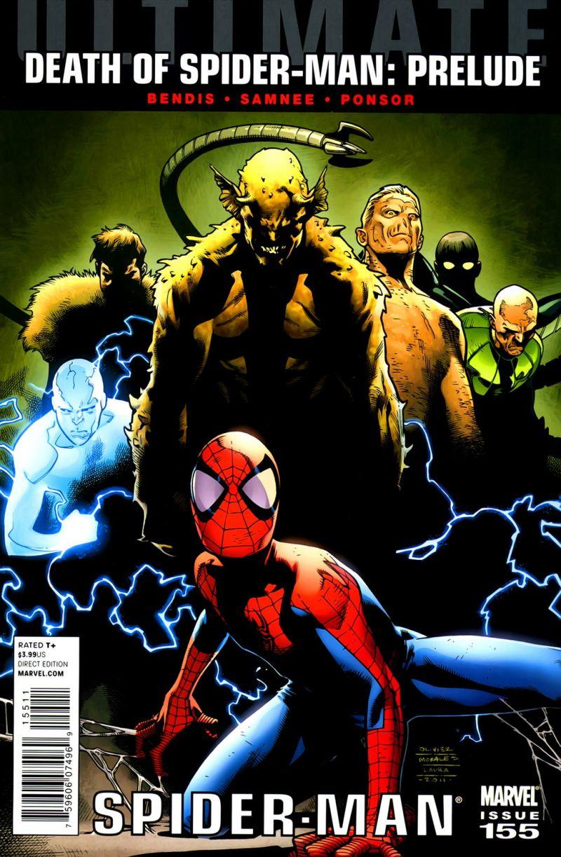 Ultimate Spider-Man #155