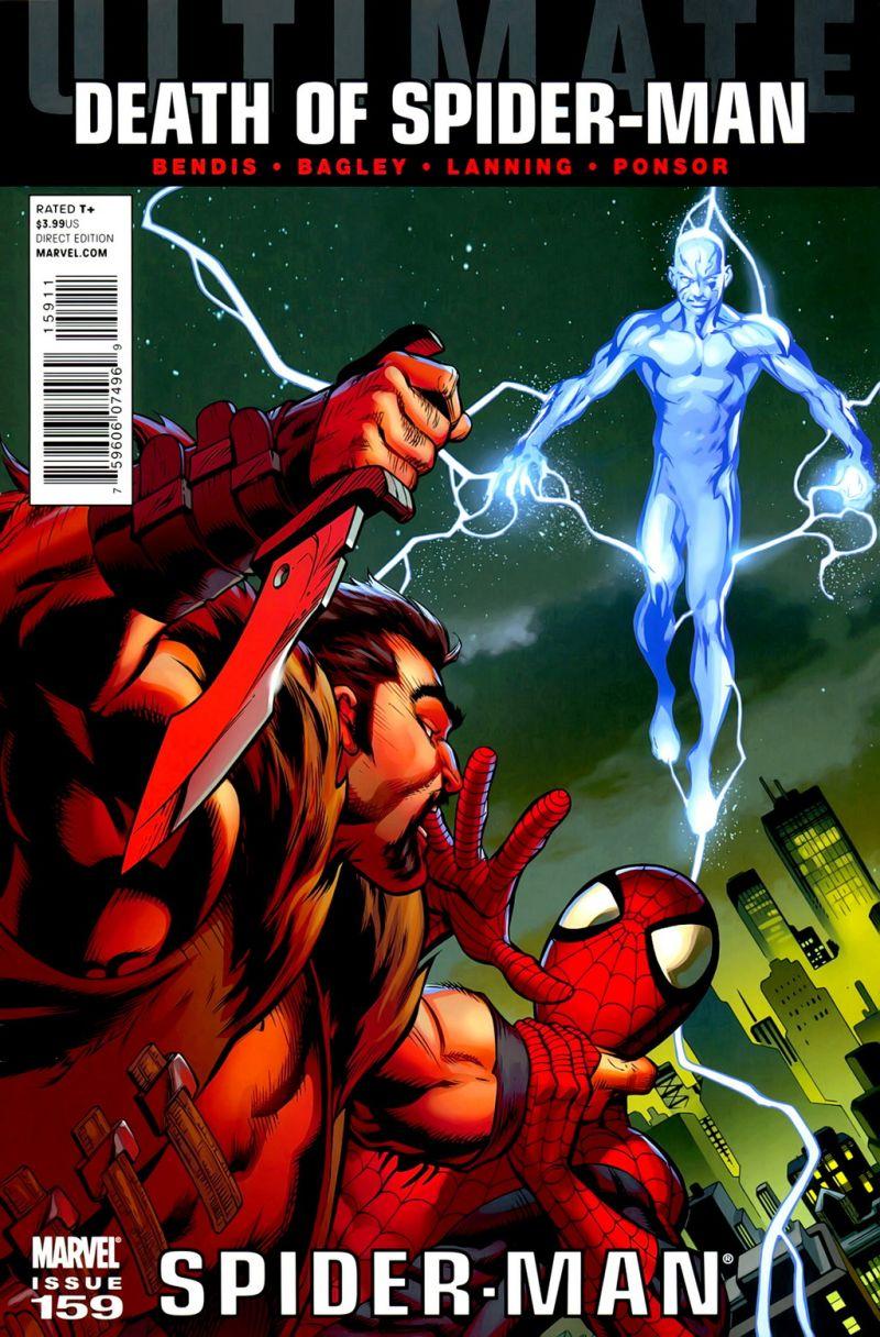 Ultimate Spider-Man #159