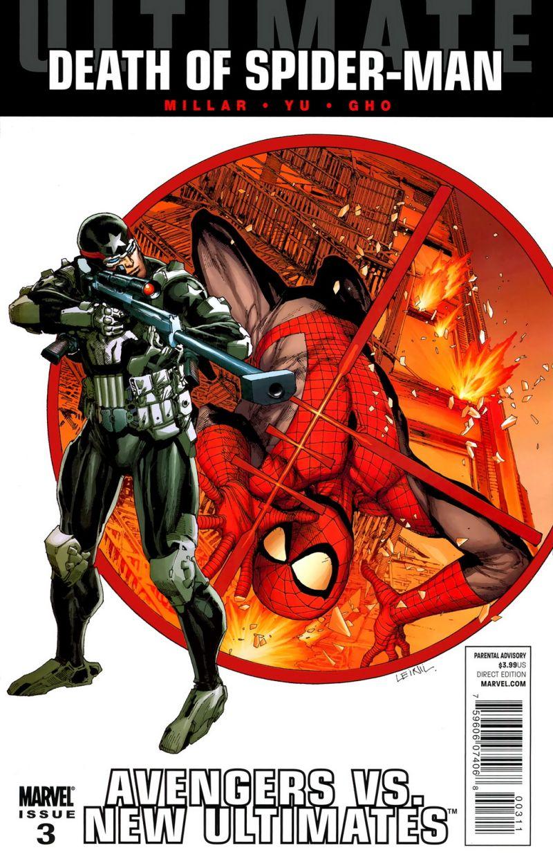 Ultimate Avengers vs. New Ultimates #3