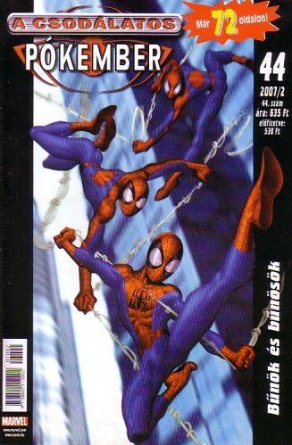 A Csodálatos Pókember #44