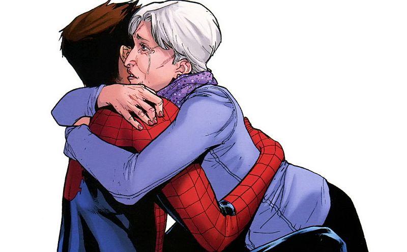Peter és May néni