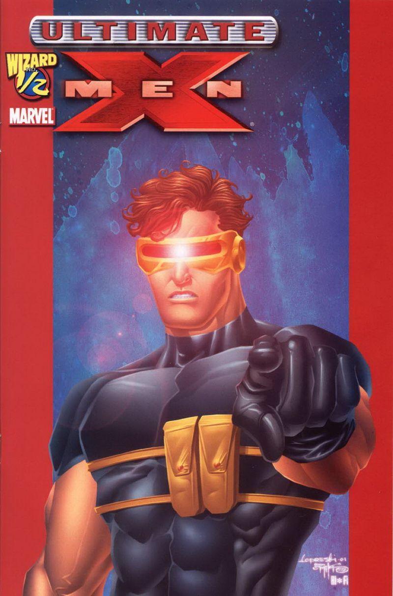 Ultimate X-Men #1/2