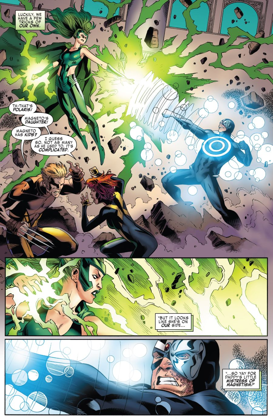 X-Men Blue #9