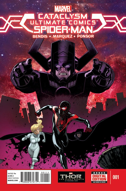 Cataclysm – Ultimate Comics: Spider-Man