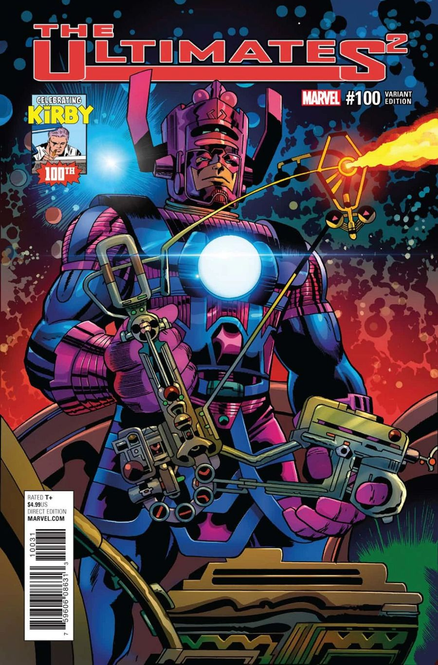 The Ultimates^2 #100