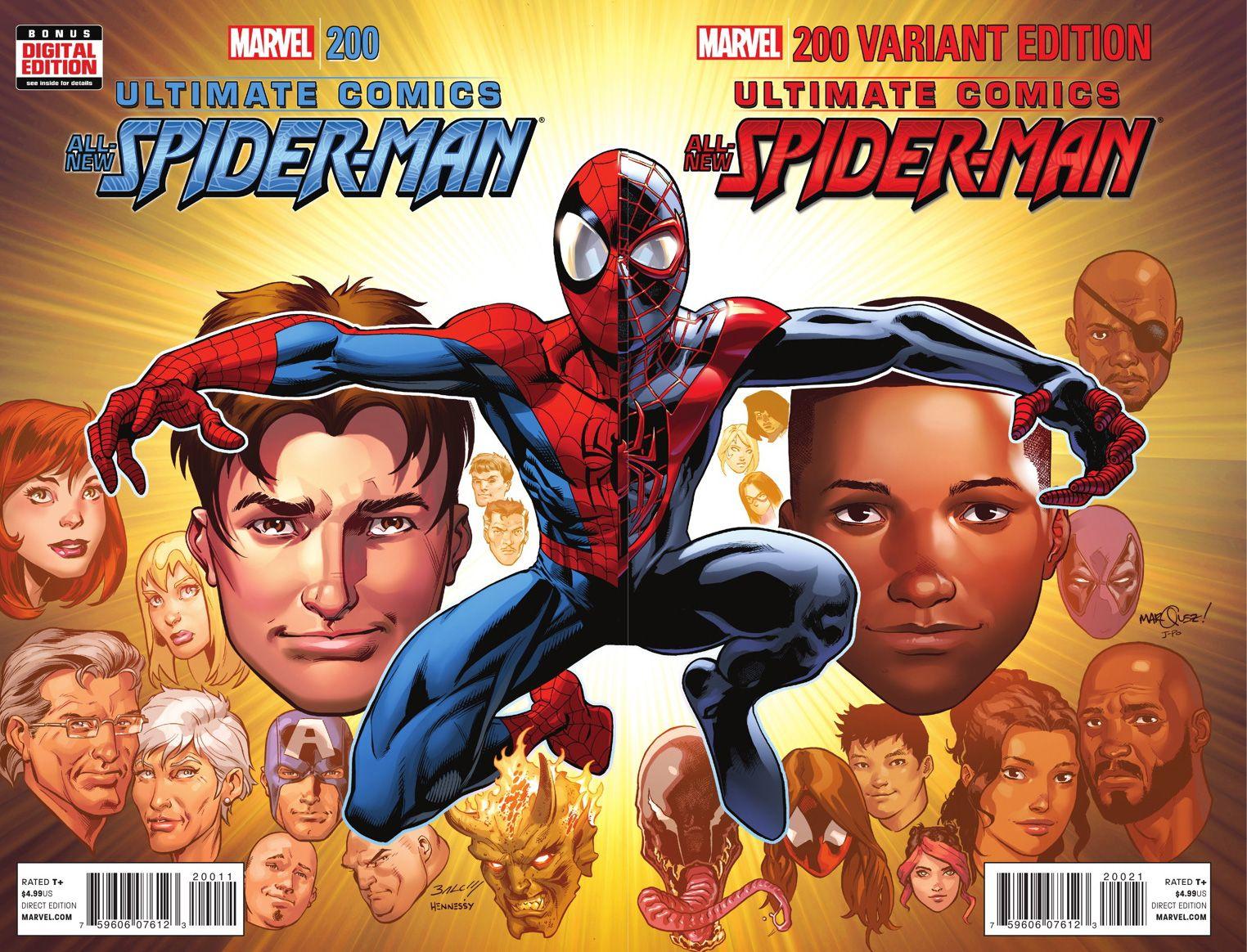 Ultimate Comics: Spider-Man #200