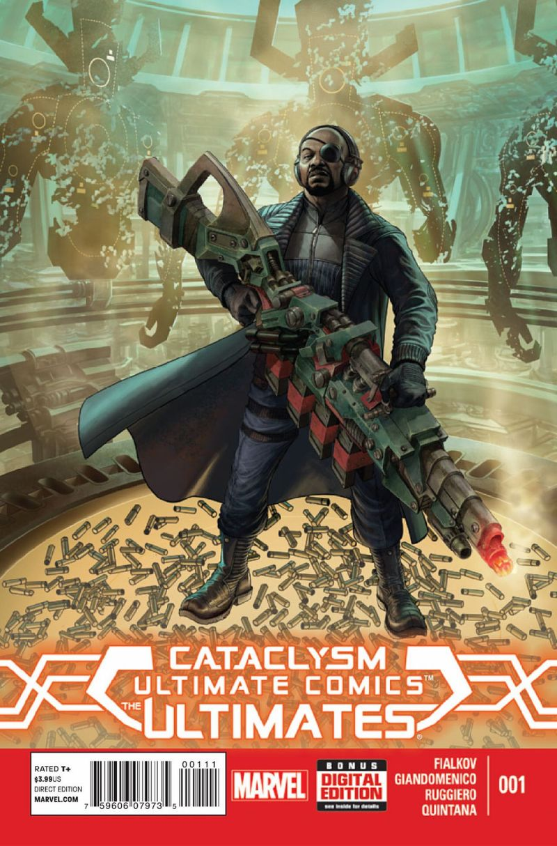 Cataclysm – Ultimate Comics: The Ultimates