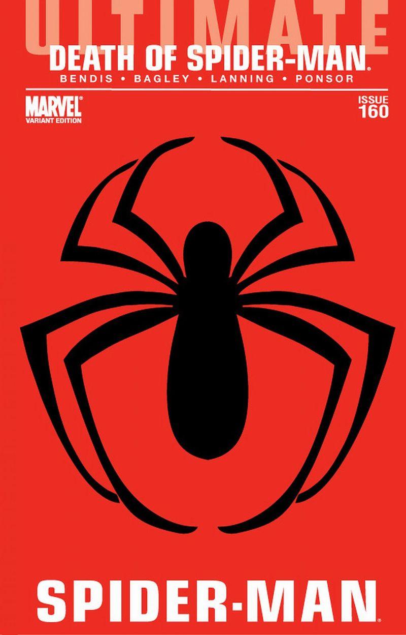 Ultimate Spider-Man #160 – Alternatív csomagolás