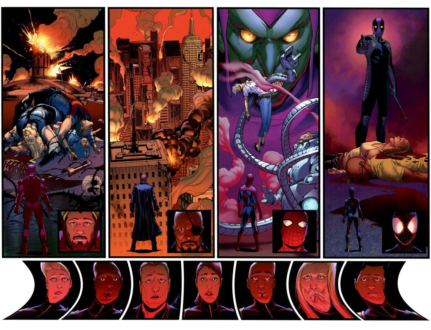 Mysterio újabb illúziókkal támad