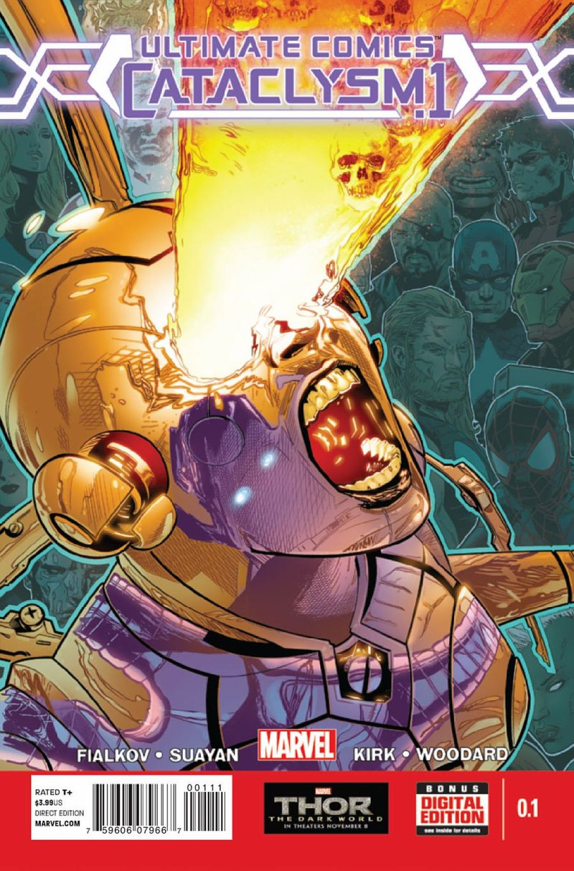 Ultimate Comics: Cataclysm #0.1