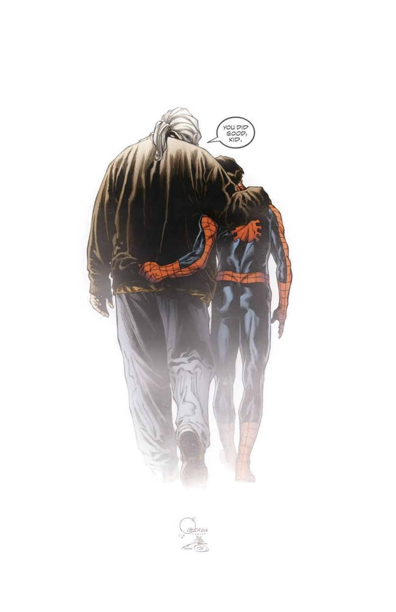 Ultimate Spider-Man #160 – Alternatív borító