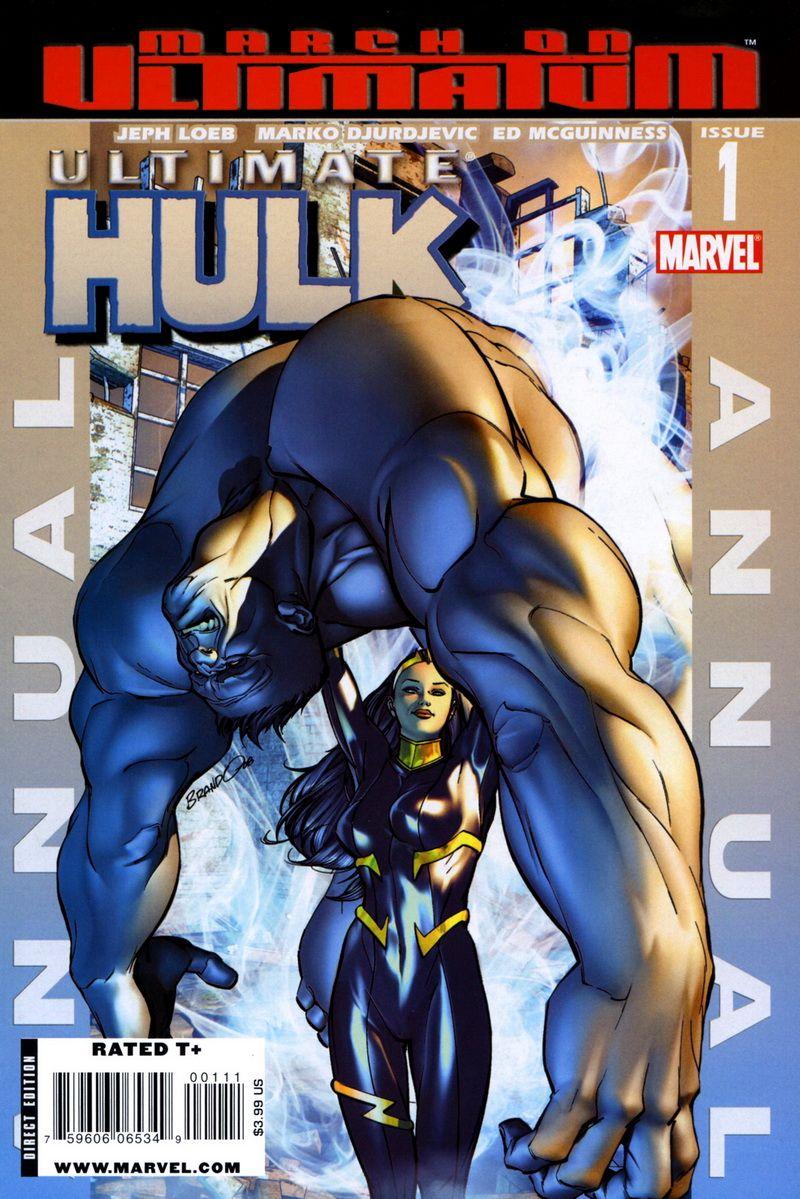 Ultimate Hulk Annual #1