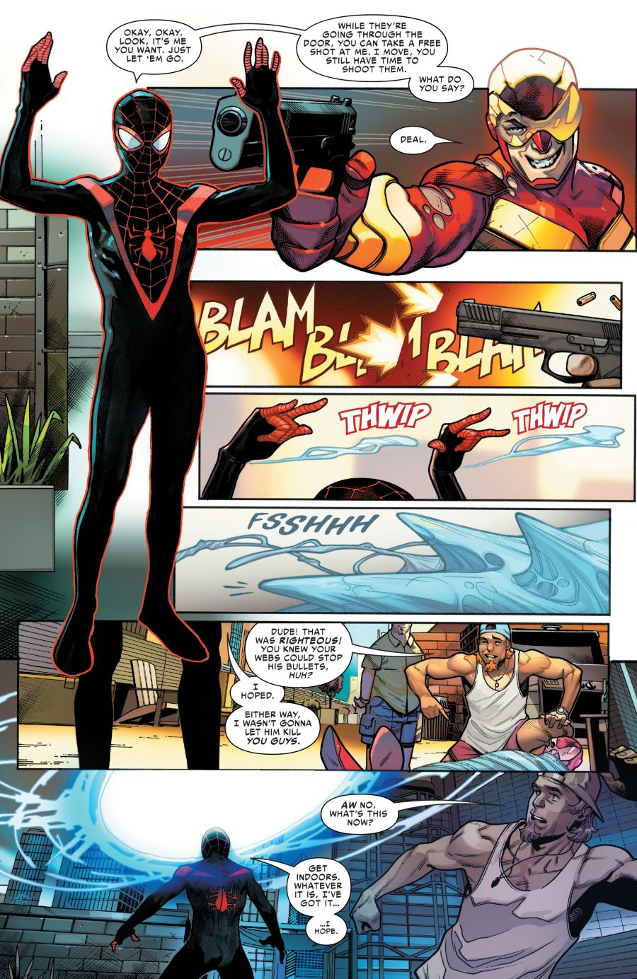 Spider-Geddon #1