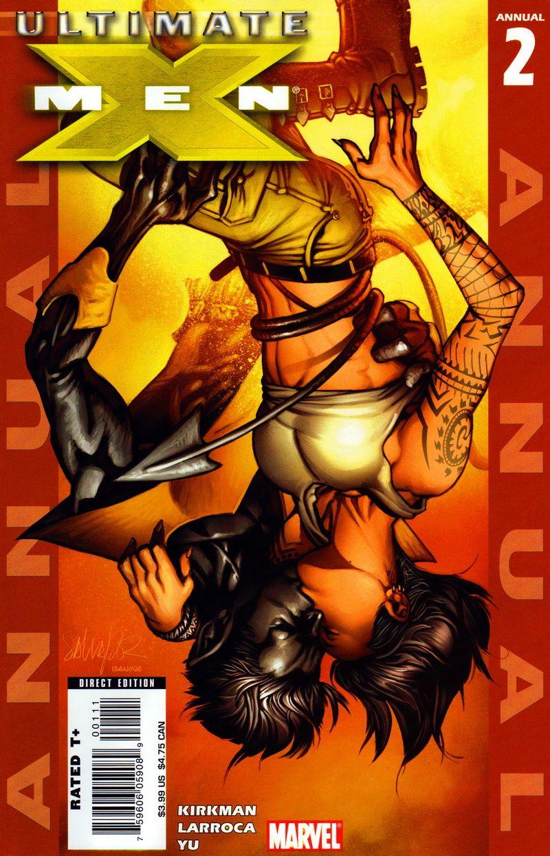 Ultimate X-Men Annual #2