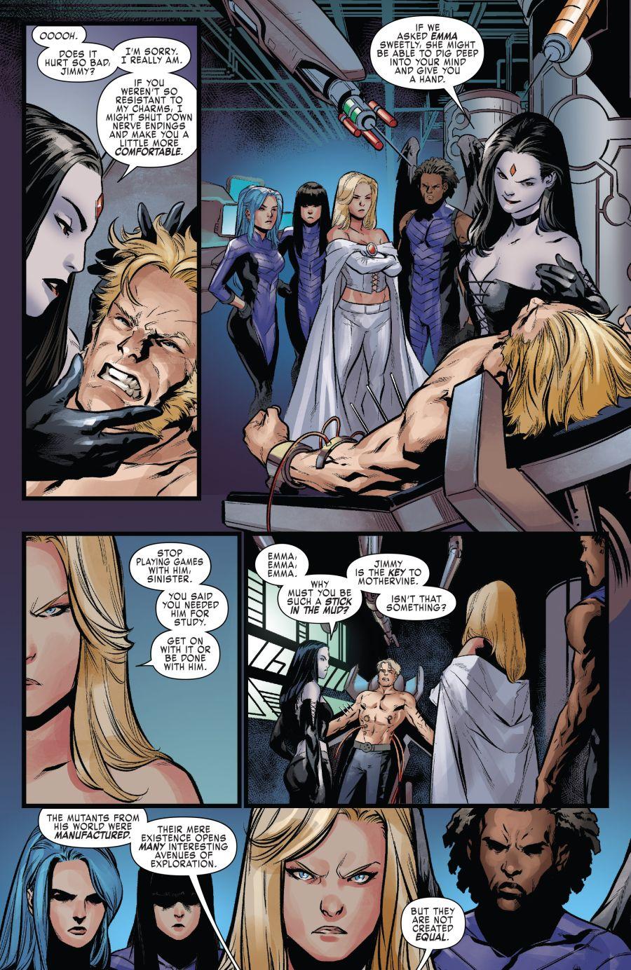 X-Men Blue #28