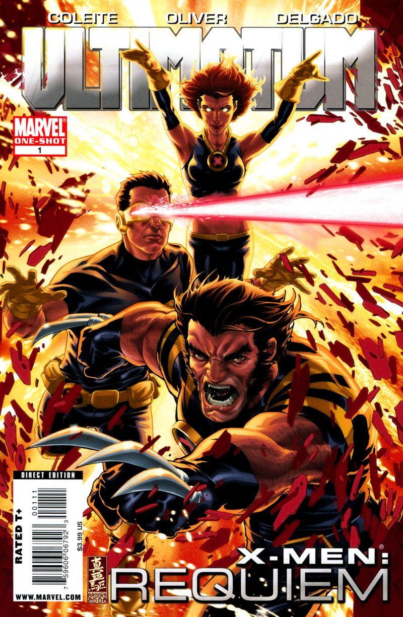 Ultimatum – X-Men: Requiem