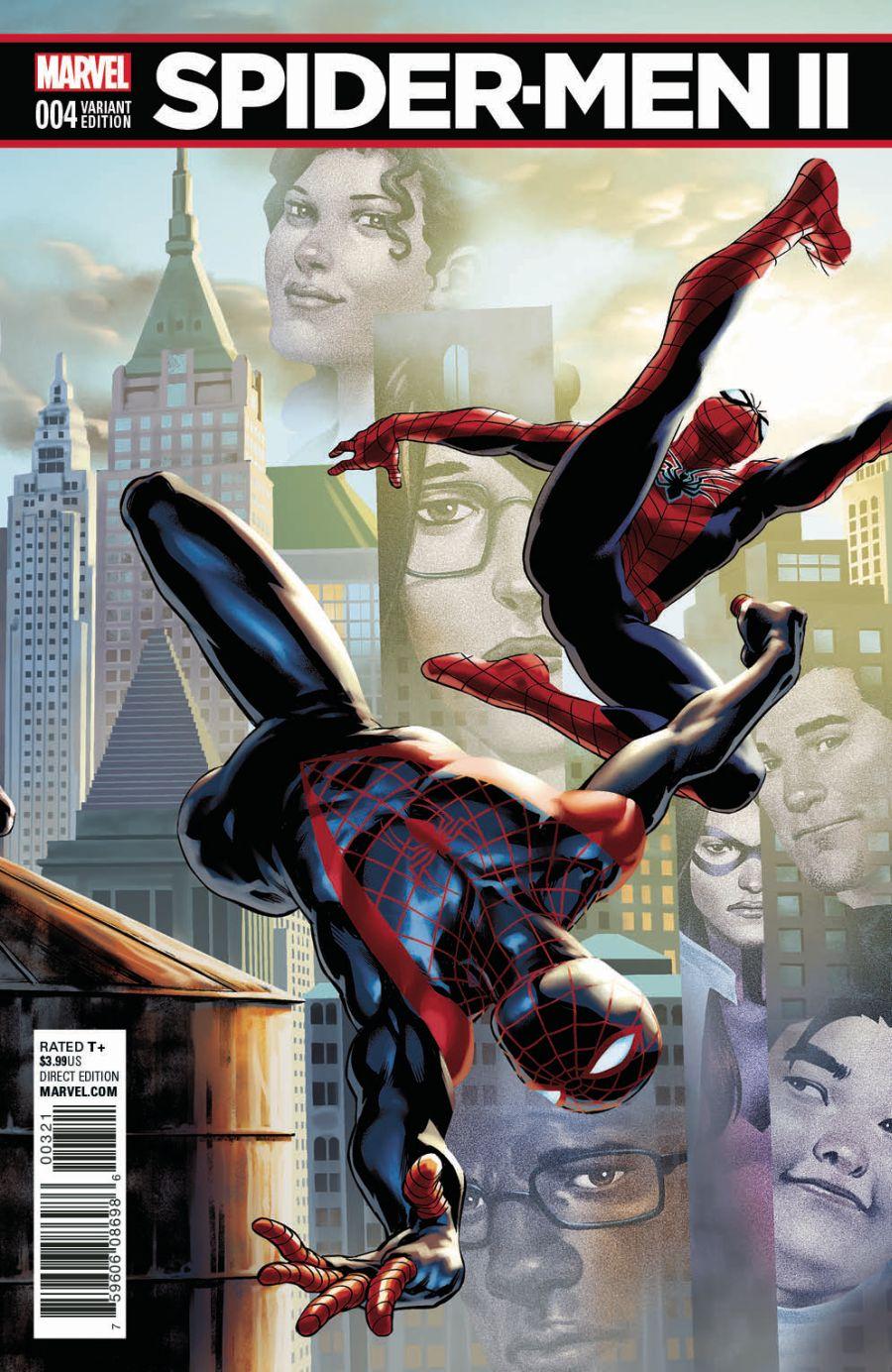 Spider-Men II #4