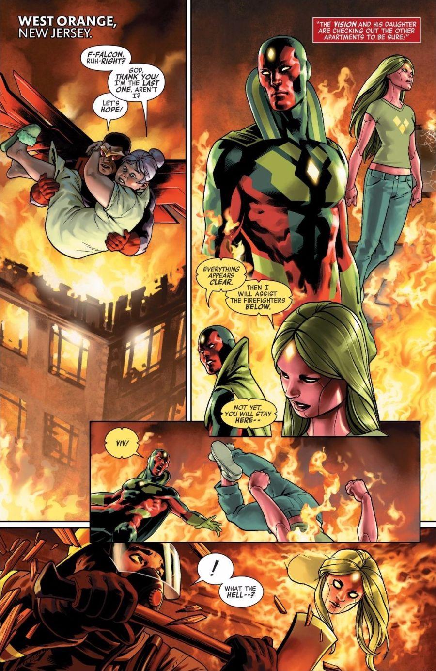 The Avengers #672
