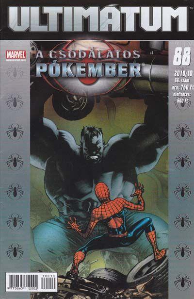A Csodálatos Pókember #88