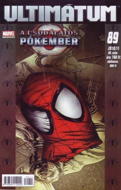 A Csodálatos Pókember #89