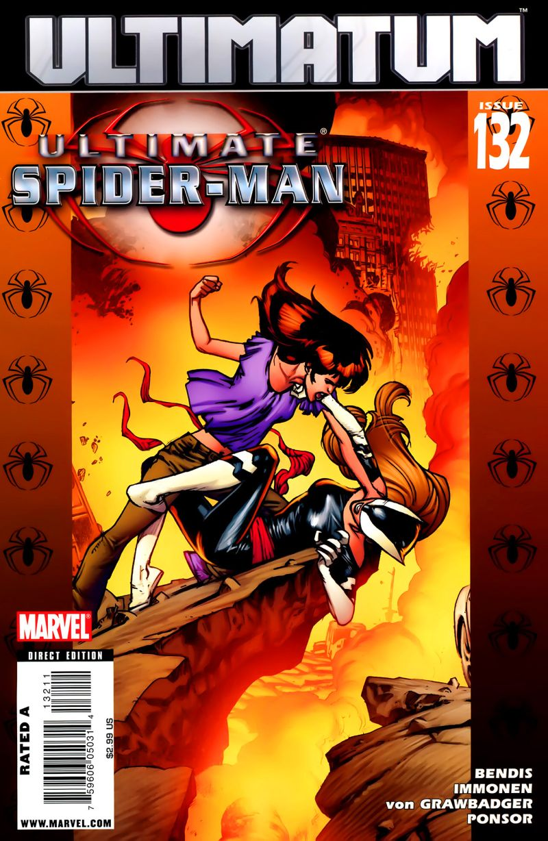 Ultimate Spider-Man #132