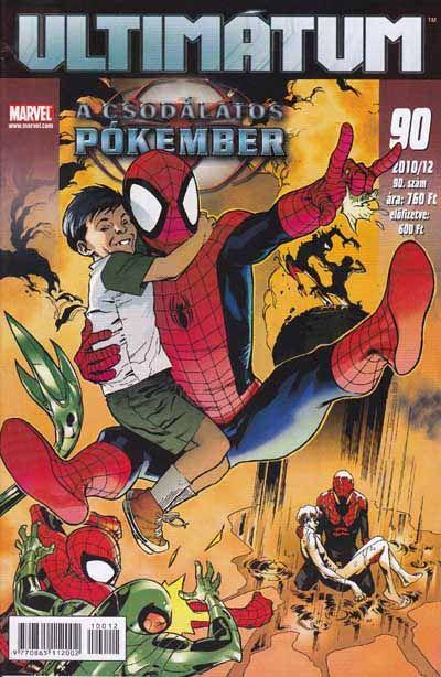 A Csodálatos Pókember #90