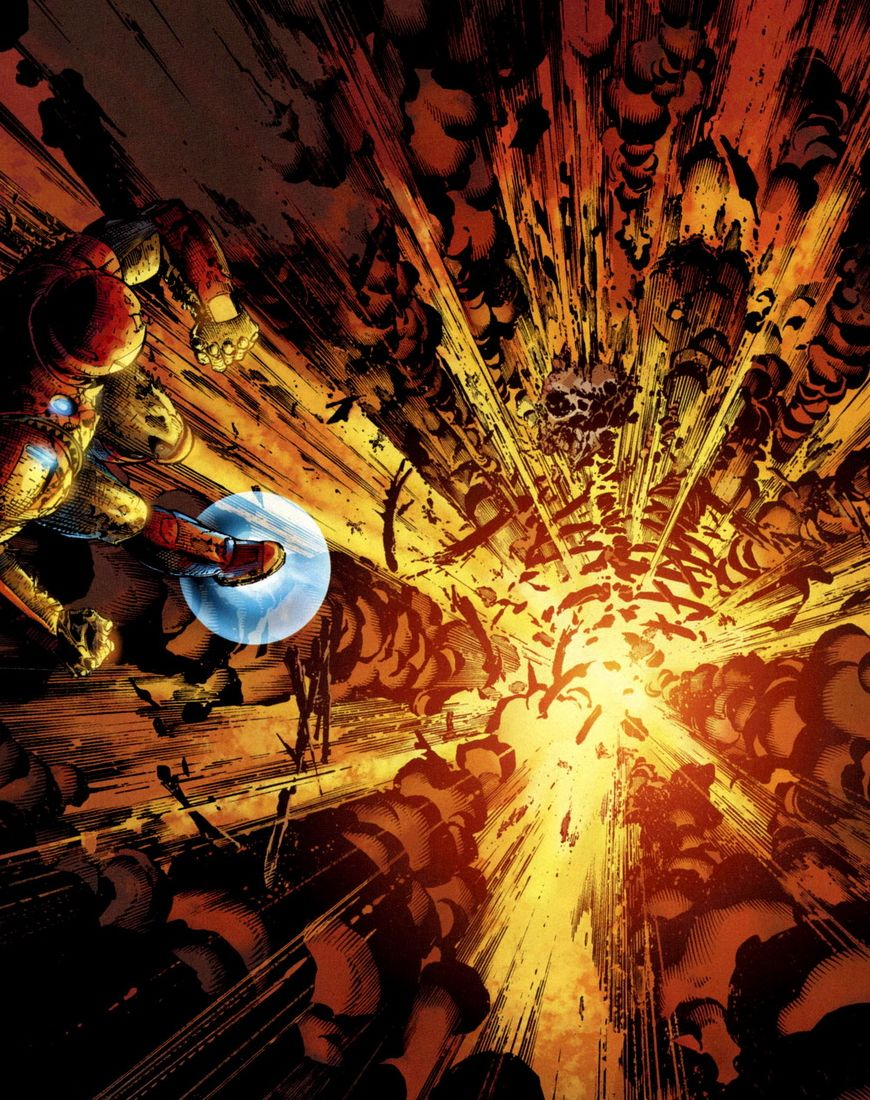 Hank Pym darabjaira robban