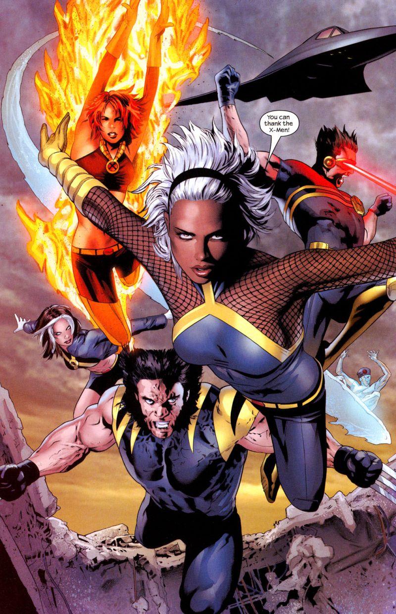 Az X-Men sem maradhat ki a buliból