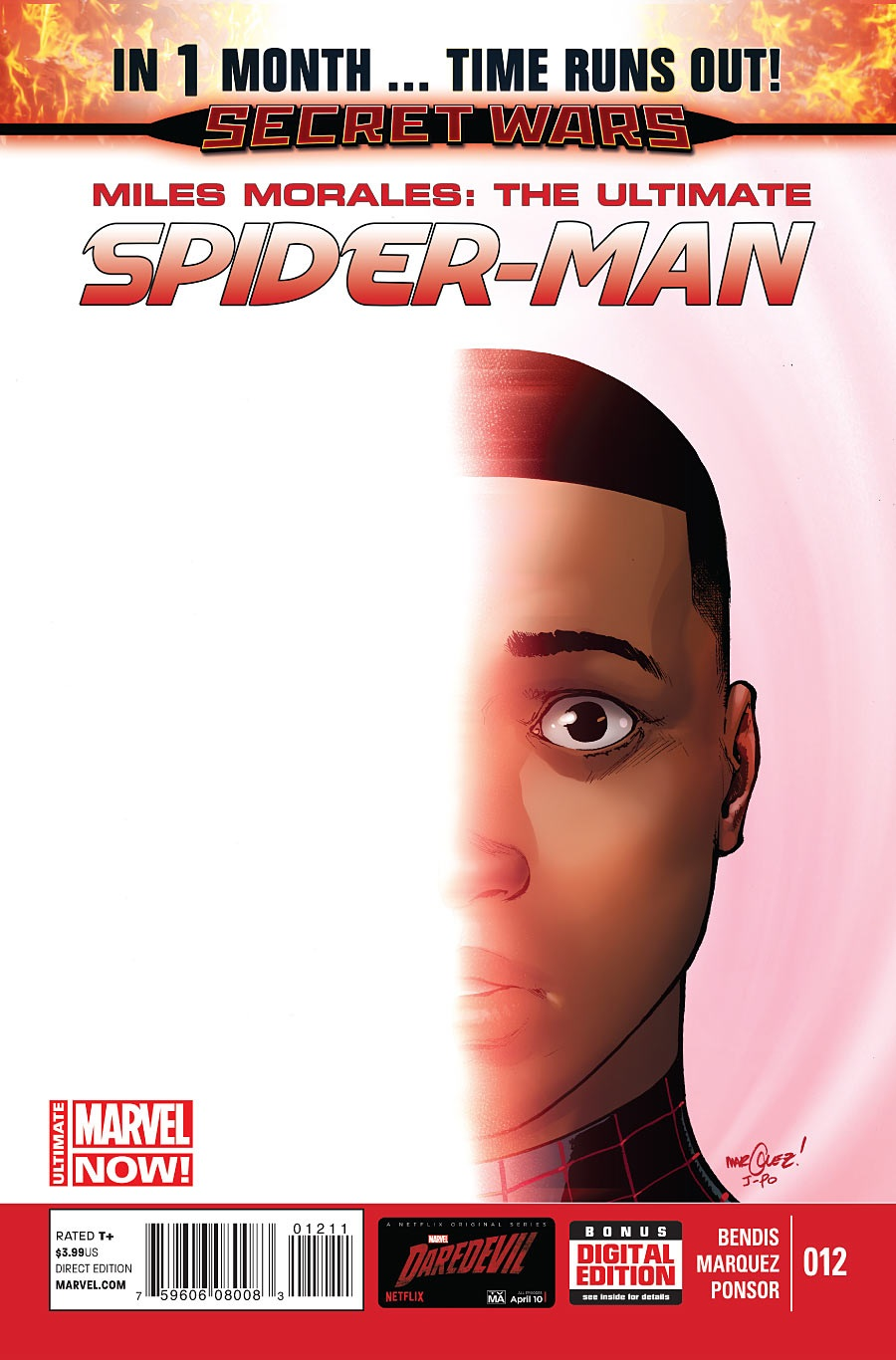 Miles Morales: The Ultimate Spider-Man #12