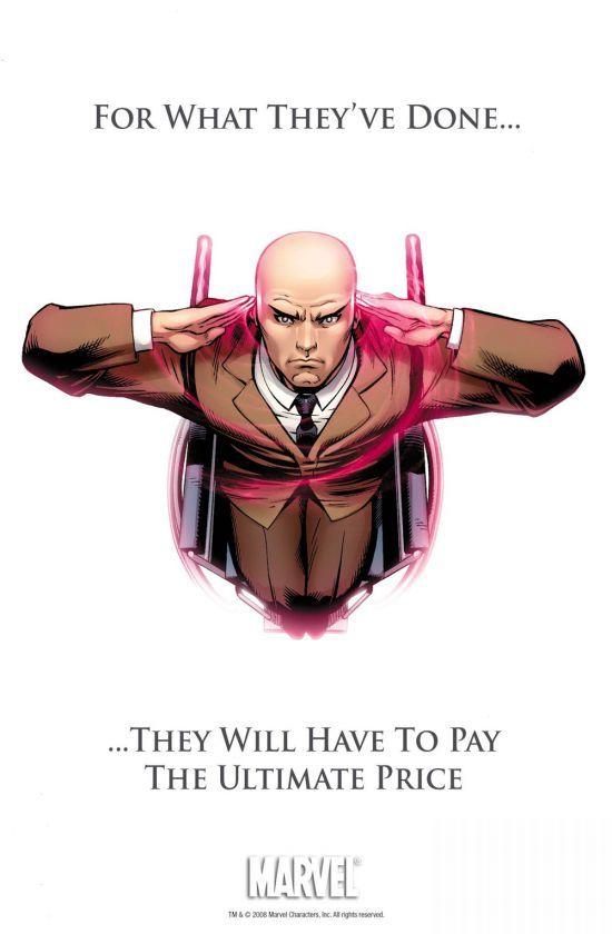 A tetteikért fizetni fognak – X Professzor