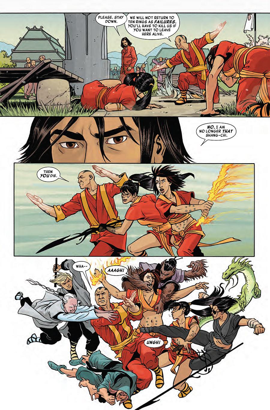 Master of Kung Fu #1