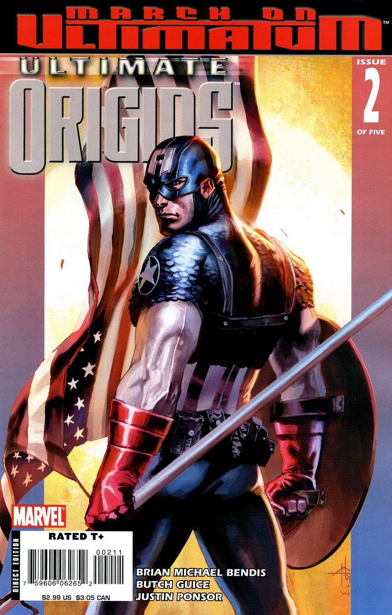 Ultimate Origins #2