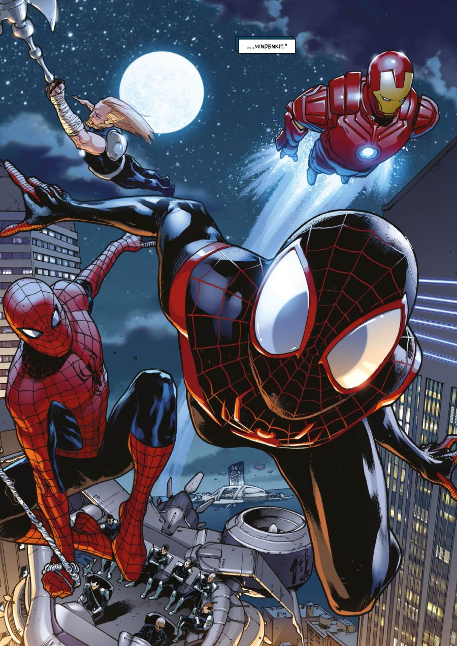 Marvel Albumok #2