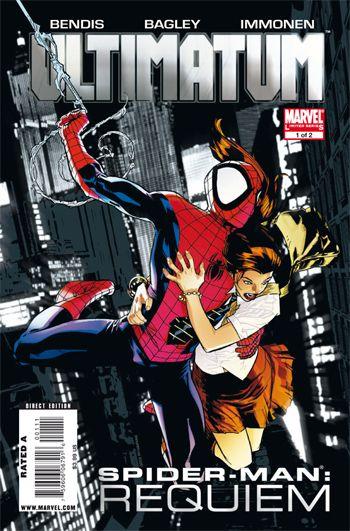 Ultimatum – Spider-Man: Requiem #1