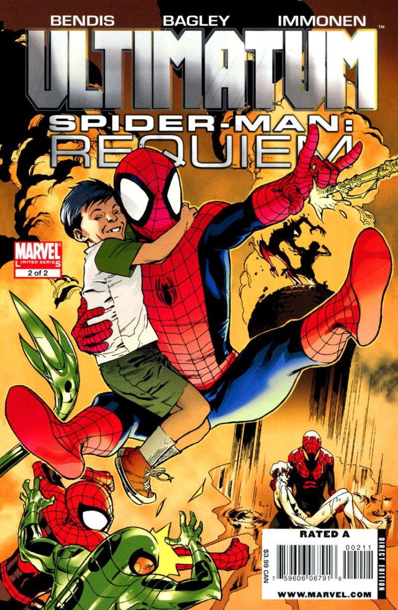 Ultimatum – Spider-Man: Requiem #2