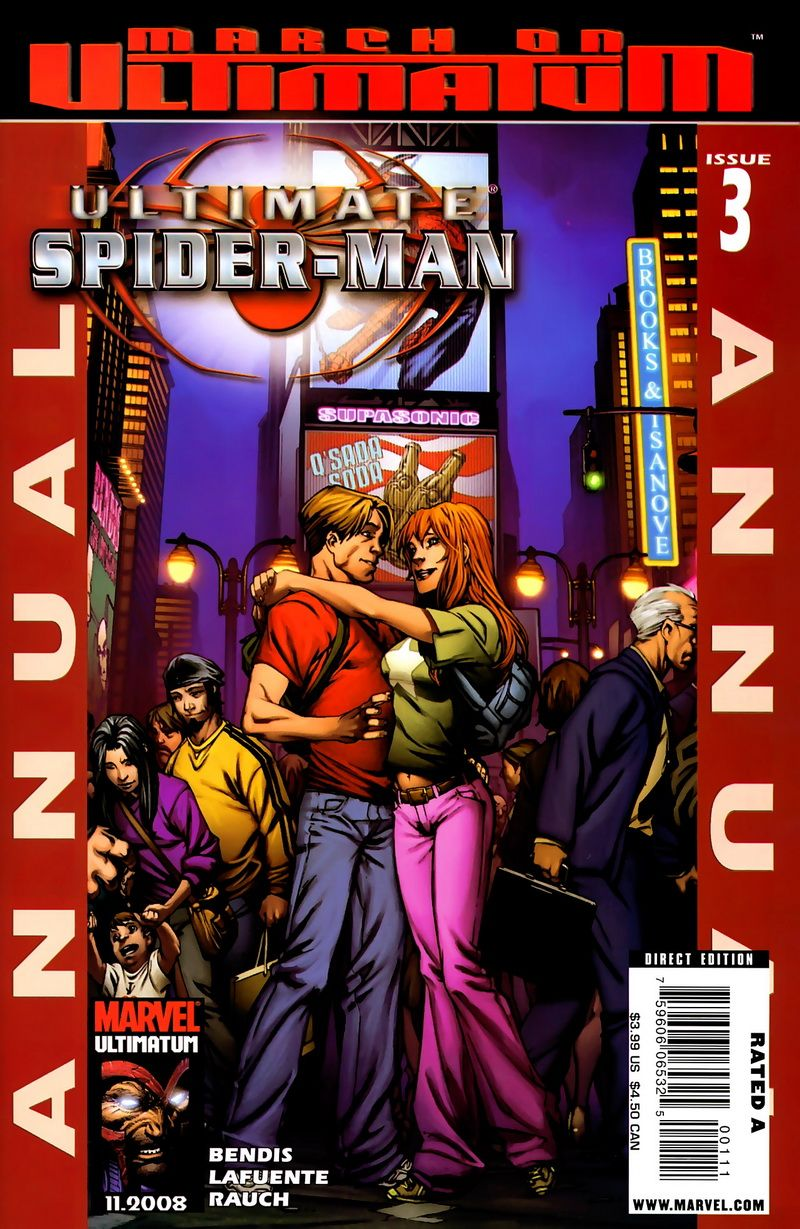 Ultimate Spider-Man Annual #3