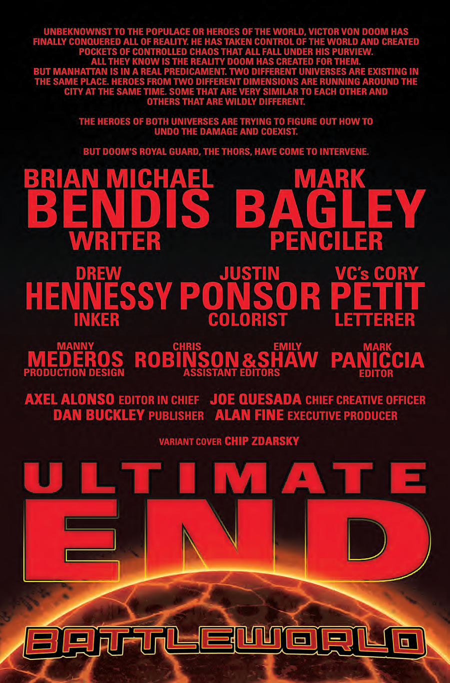 Ultimate End #2